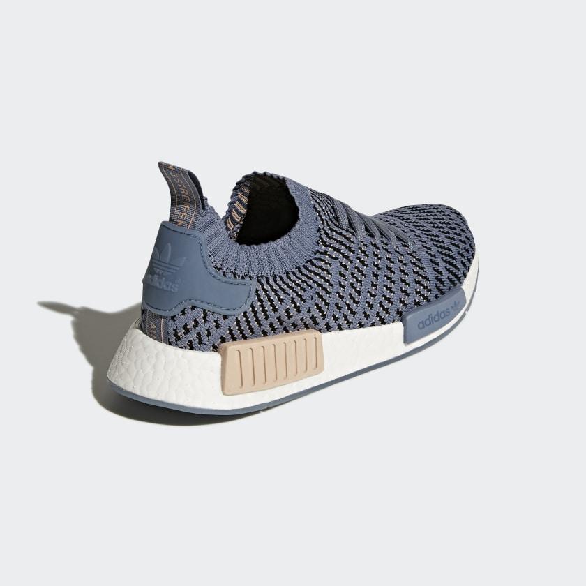 adidas-Originals-NMD-R1-STLT-Primeknit-Shoes-Women-039-s thumbnail 16