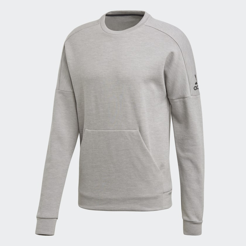 adidas-ID-Stadium-Crewneck-Sweatshirt-Men-039-s thumbnail 18