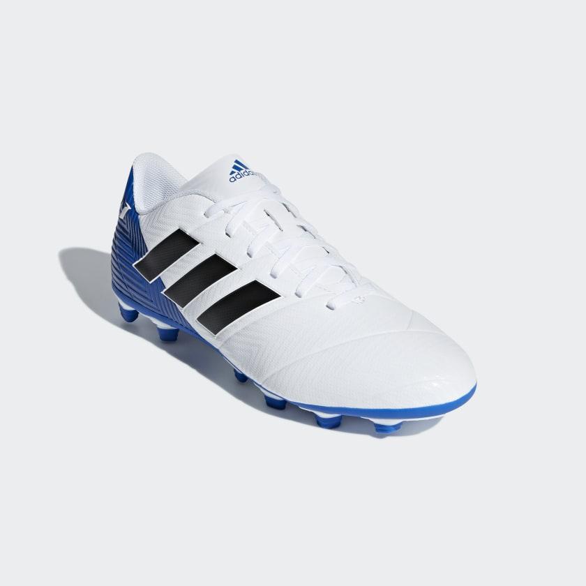 08650b2c53 Chuteira Nemeziz Messi 18.4 Fxg - Branco adidas