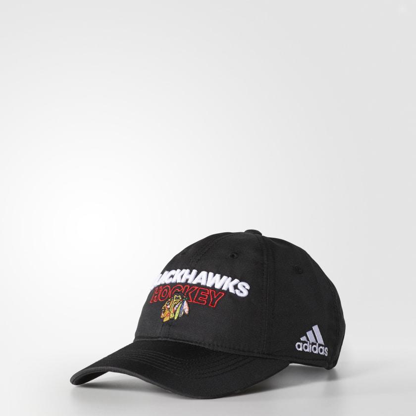 Blackhawks Adjustable Slouch Hat
