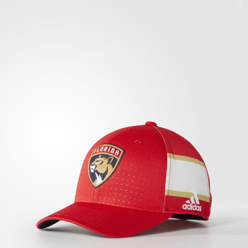 Panthers Structured Flex Draft Hat