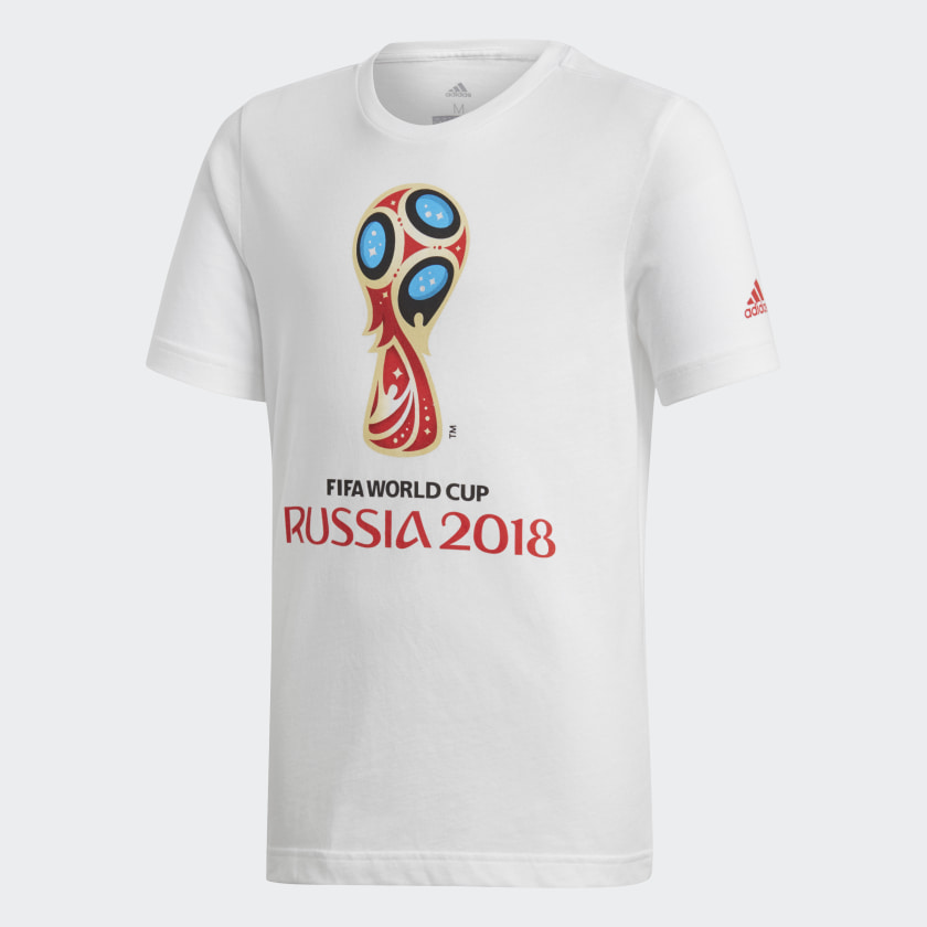 Details about Adidas Men 2018 FIFA World Cup 2018 Russia Home Jersey BR9055