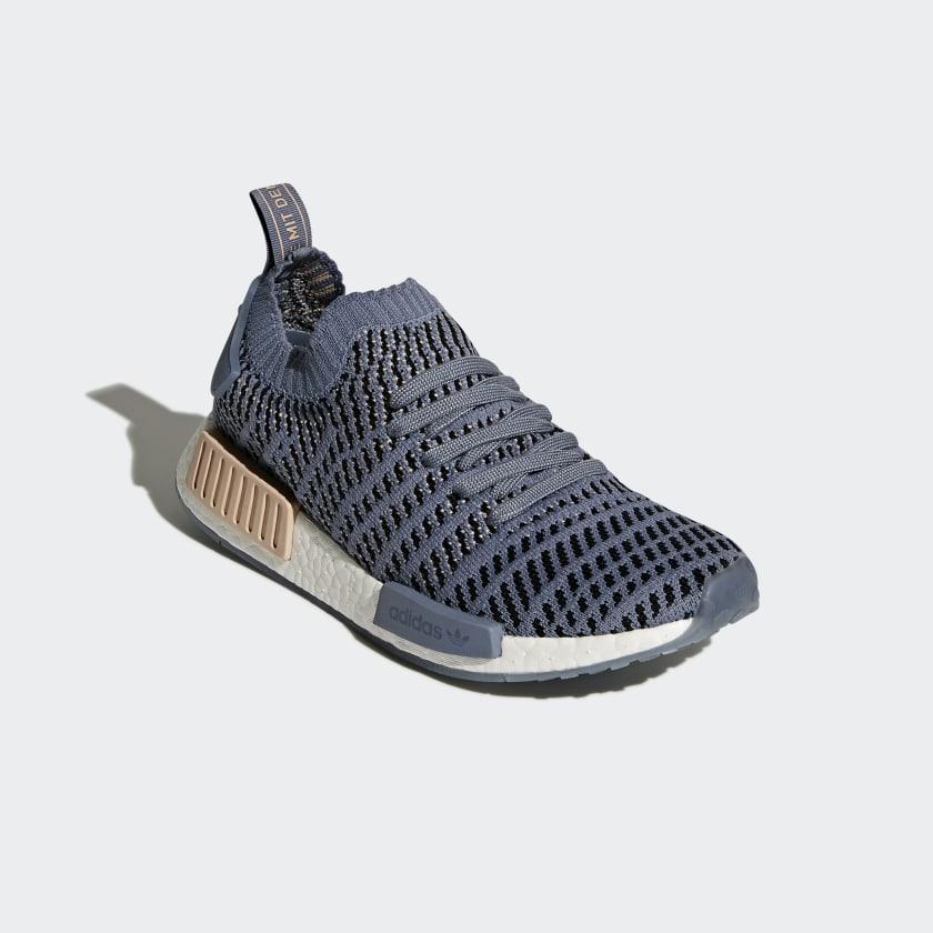 adidas-Originals-NMD-R1-STLT-Primeknit-Shoes-Women-039-s thumbnail 17