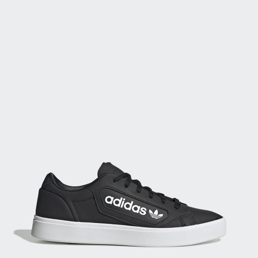 adidas-Originals-Sleek-Shoes-Women-039-s thumbnail 18