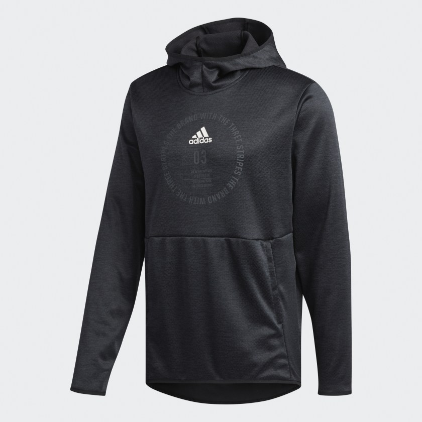 adidas-Team-Issue-Badge-of-Sport-Hoodie-Men-039-s miniatura 24