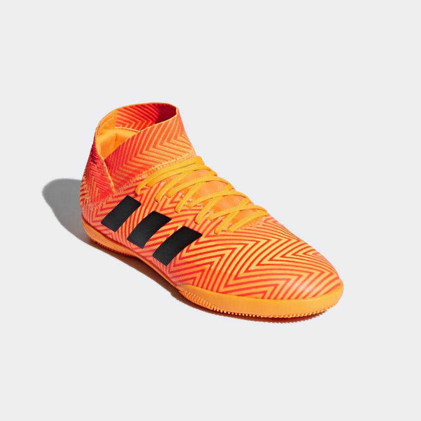 Calzado de Fútbol Nemeziz Tango 18.3 Superficies Interiores Niño
