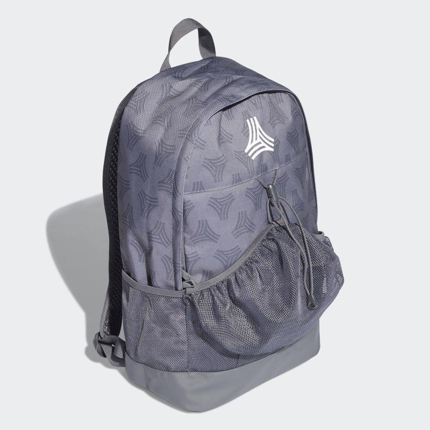 adidas Football Street Backpack - Grey  7c870aeaac07d