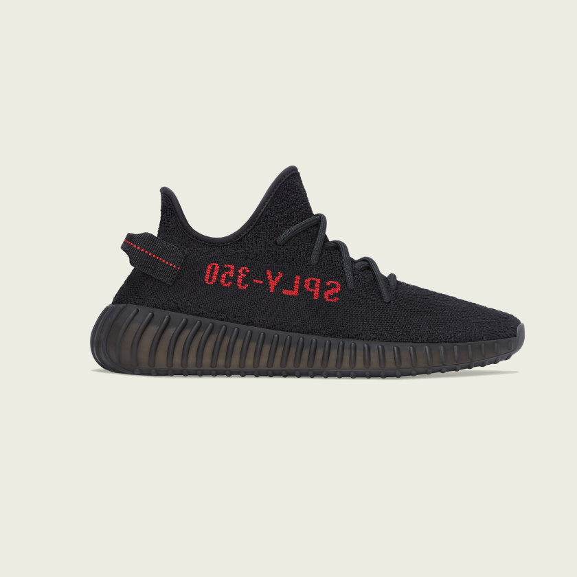 yeezy 350 black and white