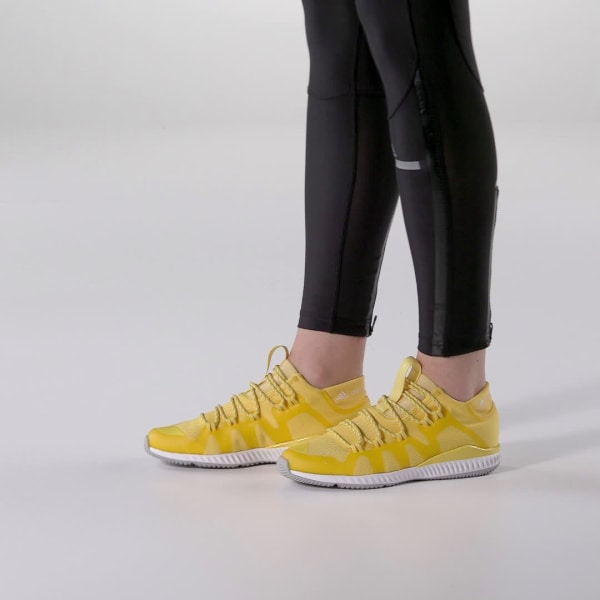 087ff3ad60cdf adidas CrazyTrain Shoes - Yellow