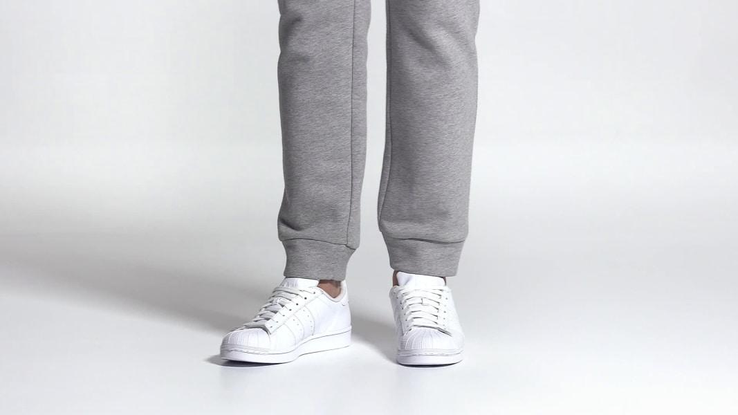 a6fce62a5665 adidas Superstar Foundation Shoes - White