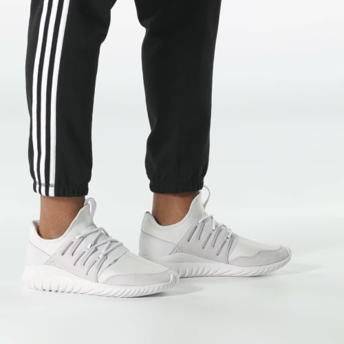 adidas Men's Tubular Radial Casual Sneakers from Macy's
