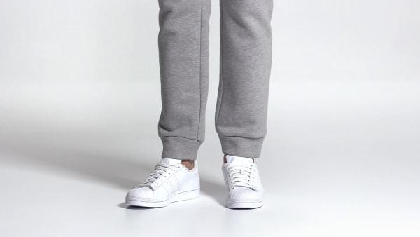 Chaussure Superstar Foundation Blanc adidas | adidas France