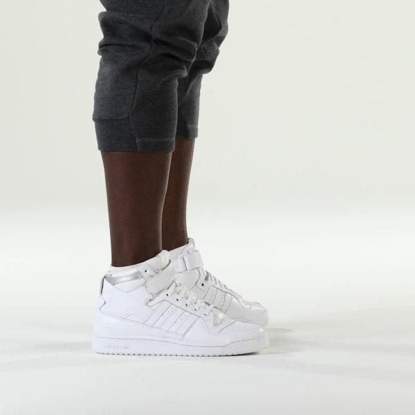 caf9486089e176 adidas Tenis Forum Refined - Blanco