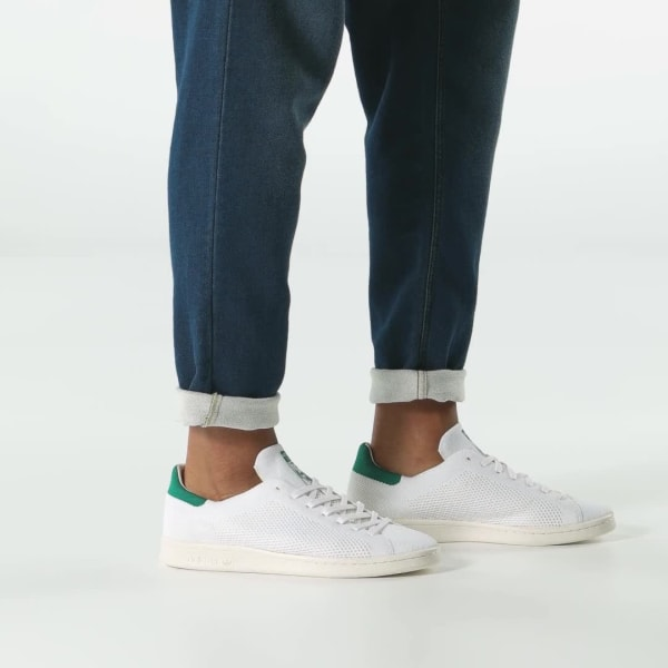 bf14159c4a06 adidas Stan Smith OG Primeknit Shoes - White